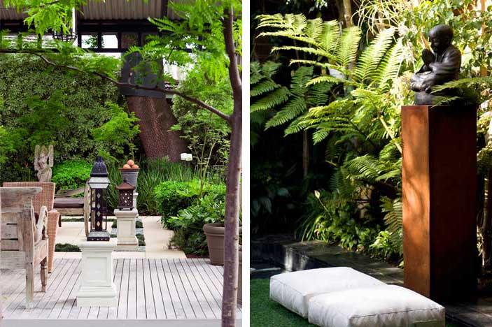 Decoratie voor tuin terras en balkon - Terras versieren ...