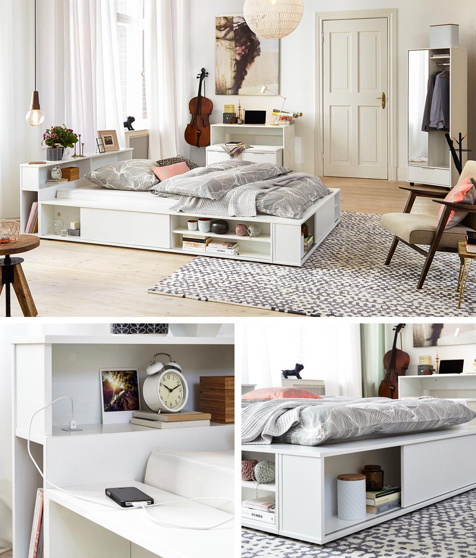 kiydoo smart die kollektion die sich deinem leben anpasst. Black Bedroom Furniture Sets. Home Design Ideas